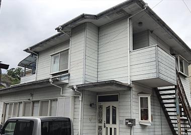 山梨県中央市 H様邸 屋根・外壁塗装