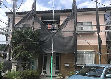 山梨県笛吹市 K様邸 屋根・外壁塗装