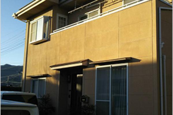 山梨県富士吉田市 R様邸 屋根・外壁塗装