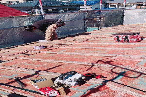 山梨県笛吹市 M様邸 屋根 外壁改修工事
