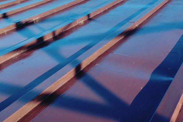 山梨県都留市 S様邸 屋根防水塗装