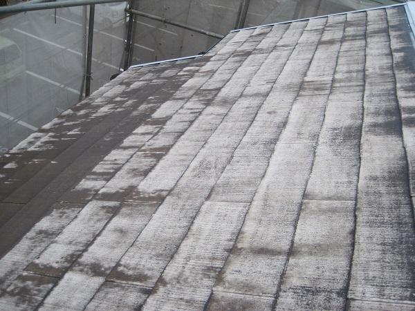 山梨県都留市 屋根塗装 雨漏りスピード補修 高圧洗浄