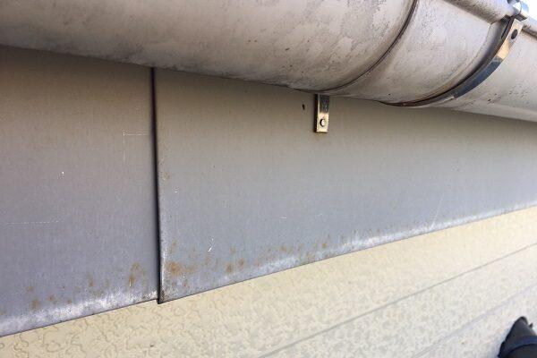 山梨県大月市 屋根塗装 雨樋工事 調査