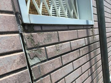 山梨県中巨摩郡にて外壁塗装用の現場調査!