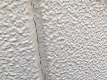 山梨県笛吹市にて外壁塗装用の現場調査!