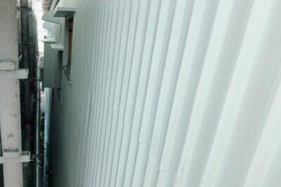 山梨県北杜市 K内科様 トタン外壁張替え
