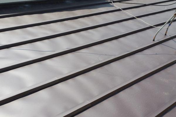 山梨県山梨市 屋根の葺き替え 下地ダメージ 劣化