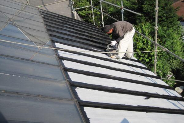 山梨県大月市 屋根塗装 0円点検 耐久性 メーカー保証