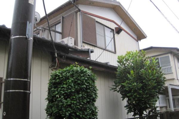 山梨県富士吉田市 外壁塗装 無料診断 写真つき診断書